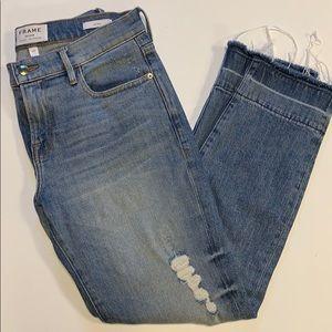 Frame Le Boy Jeans sz27